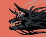 Impaled by Dusty-Demon