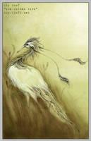 The Golden Bird by nylvatheel