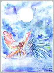 Dreams of Summer by nylvatheel