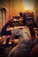 Silent Hill Nurse by john8859