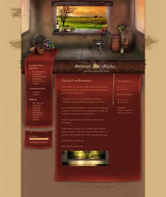 Wine-cellar - Website by medienvirus
