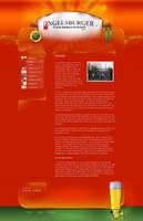 Catering - Website by medienvirus