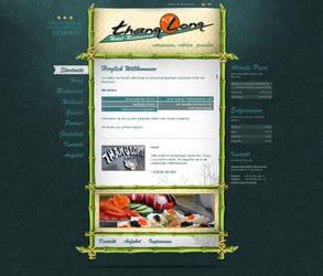 Vietnamese Hotel Webdesign by medienvirus