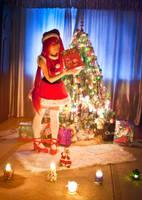 Shana Christmas 1 by Hanny-Senpai