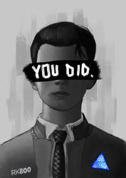 You Did. by cartersan23