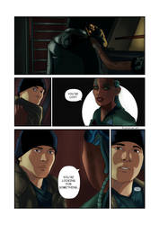 Detroit: Become Human (Comic Style) by cartersan23
