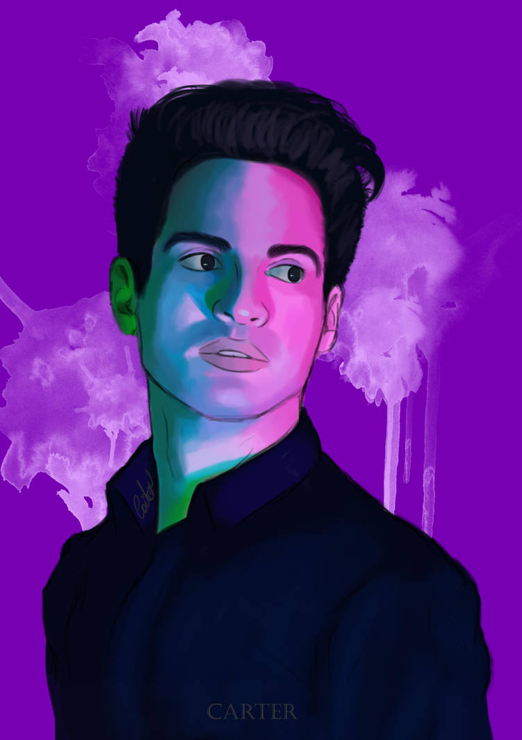 Brendon Urie by cartersan23