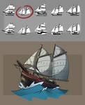 Eva's Boat by Blu-Hue