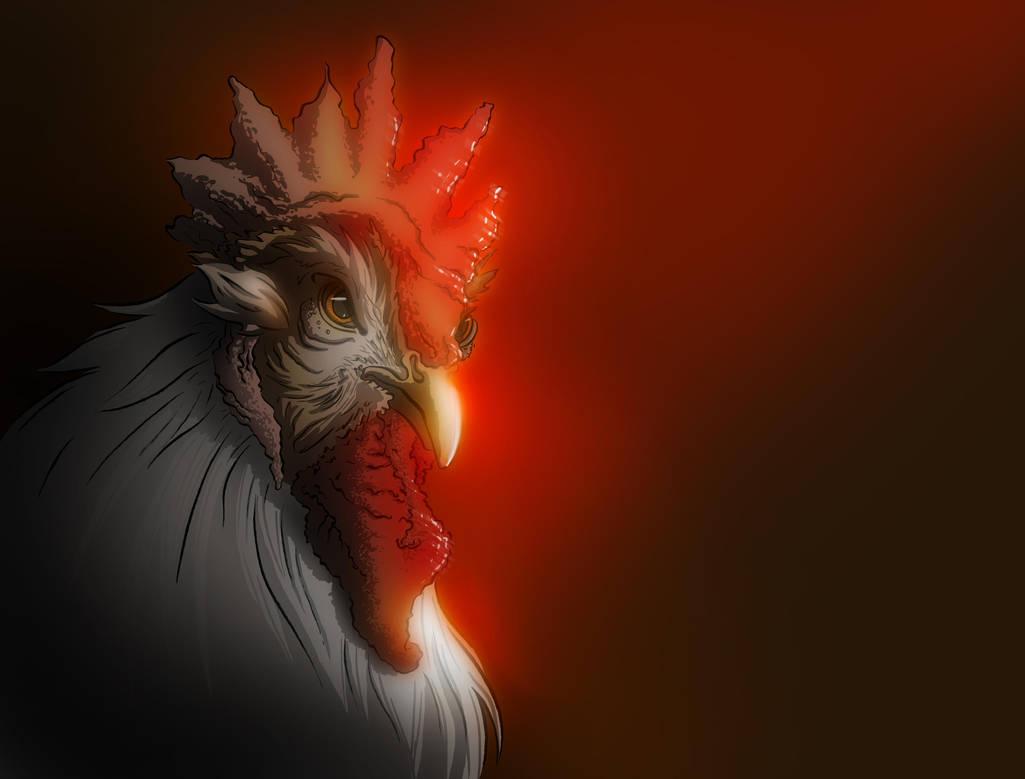 Fantastic Chicken! by Blu-Hue