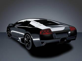 Lamborghini Murcielago LP640 by mister-e68