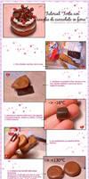 tutorial scaglie di cioccolato by gaiamini