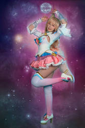 Star Guardian Ahri by SpiralCats
