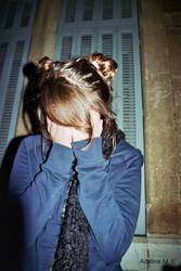 Elle a bu. by AbstractBreath