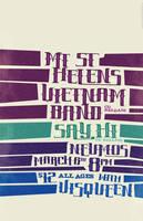 Mt St Helens Vietnam Band by chibighibli