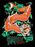 Passion Pit - Sasquatch by chibighibli
