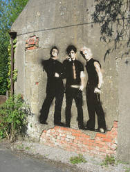 Green Day Graffiti by queenseptienna