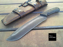 Special Custom knife pack. by MLLKnives