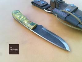 SplinterS O1 Scandi by MLLKnives