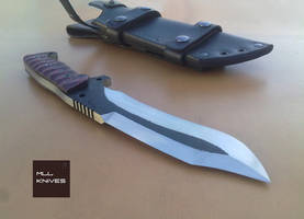 9mm SPECIAL DESERT by MLLKnives