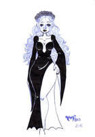 Petite robe noire by the-marou