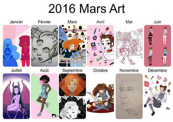 2016 art by the-marou