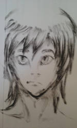 Random anime boy by Demonic-stickfigures