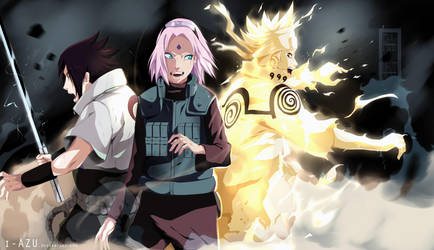 TEAM 7 by i-azu