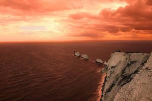 Rocks of oblivion by Navratin