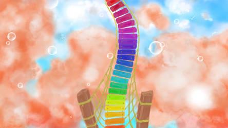 Color paradise: Artistic Journey Contest by Citizzen
