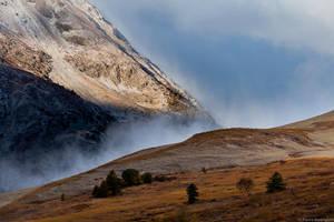Fin de tempete sur les hauteurs, Oisans by PierreRodriguez