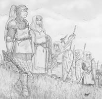 Battle Nuns by Shabazik