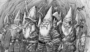 Dwarves of Gmonia by Shabazik