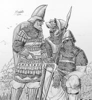 Dannu Warriors by Shabazik