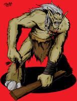 Bugbear warrior by Shabazik