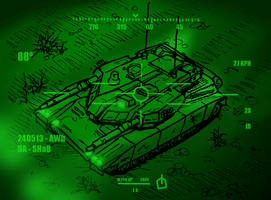 Pixie Main Battle Tank by Shabazik
