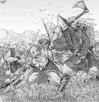 Goblin Warlord by Shabazik