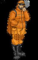 CONMI Jako Industrial Worker Clone by Shabazik