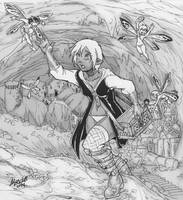 The Fey Keeper by Shabazik