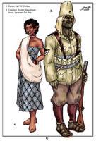 Zurians of the Ignacian-Zur War by Shabazik