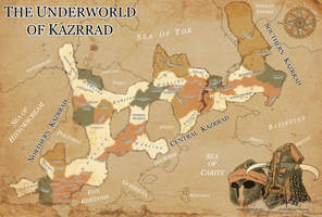 The Underworld of Kazrrad by Shabazik