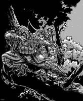 Lone Hunter by Shabazik