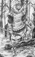 Dzintara Krasnaj Warrior by Shabazik
