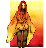 Sun Priestess by Shabazik