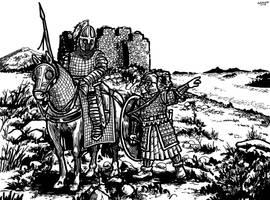 Eastern Romans of Basil II by Shabazik