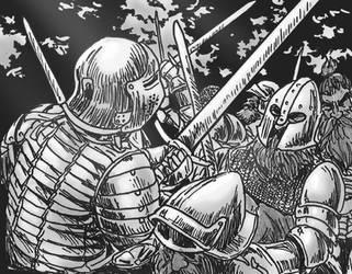 Chaotic Skirmish by Shabazik