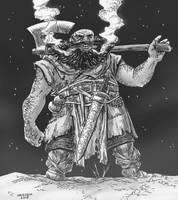 Mad Dwarf by Shabazik