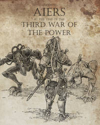 Aiers at the Time of the Third War of the Power by Shabazik
