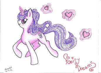 Fairy Dreams by KyuremGirl