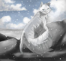 Whitecloud by RiverSpirit456