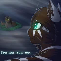 Trust Me... by RiverSpirit456